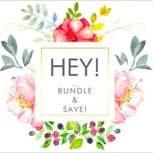 Bundles for you 🤸🏻‍♀️